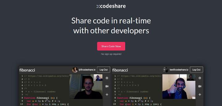 Codeshare