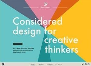 how to choose website background color design