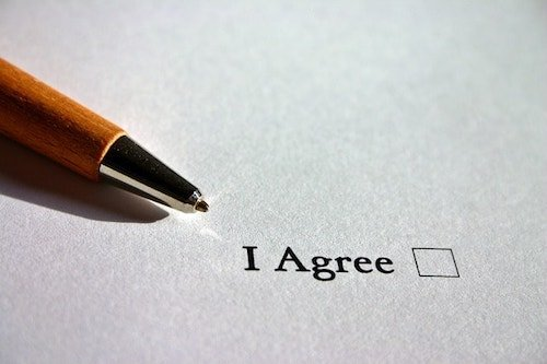 Web Design Contract Agreement In Writing