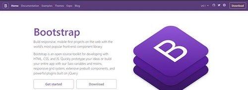 Web Design Tools Bootstrap