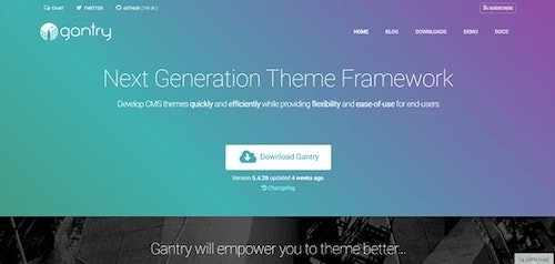 Web Design Tools Gantry
